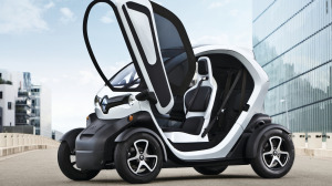 RENAULT TWIZY (X09) - PHASE 1 - GAMME 2013