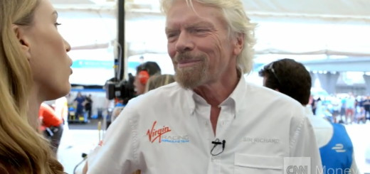Sir-Richard Branson fra Virgin Airlines