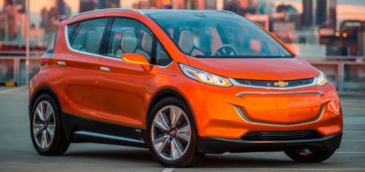 Fremtiden er lys med den ny Bolt fra Chevrolet