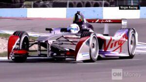 Virgin Formel E Racer